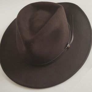 Scala classico 100% wool hat